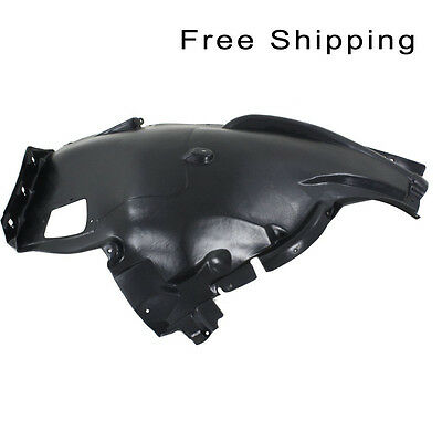 Partslink Number TO1249153 Multiple Manufacturers OE Replacement Toyota Sequoia Front Passenger Side Fender Inner Panel