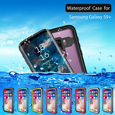 For Samsung Galaxy S9/Note 9 8 Case Waterproof Shockproof with Screen Protector