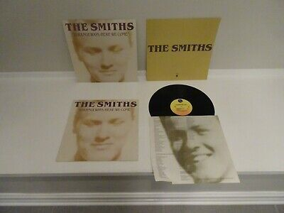 The Smiths Strangeways Here We Come 1987 SIRE LP & ULTRA RARE IN-STORE DISPLAYS!