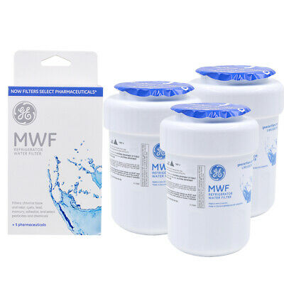 1-3 pack OEM GE MWF MWFP GWF 46-9991 Refrigerator Water Filter New Brand USA