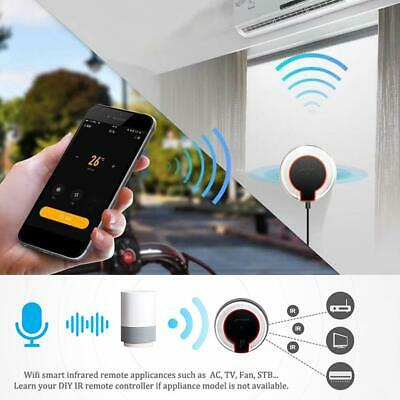 Smart 2.4Ghz WiFi IR Remote Hub Infrared Remote Controller For Air Conditioner