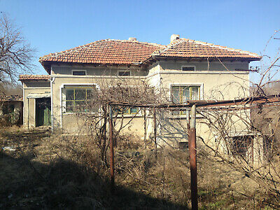 Pay monthly property house real estate big land Black sea area overseas Bulgaria