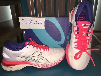 superior quality attractivedesigns wholesale online BRAND NEW ASICS GEL KAYANO 25 WOMENS SIZE 8 white/white ...