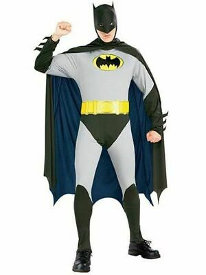 Batman Costume Dark Knight Super Hero Halloween Adult Fancy Cosplay Dress