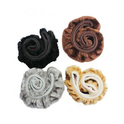 Universal Car Steering Wheel Cover Velvet Winter Soft Warm Covers colourful car