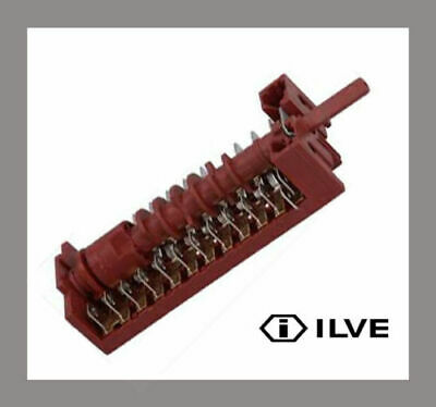 Ilve Oven Selector Function Switch P/N A/034/09 100% Genuine