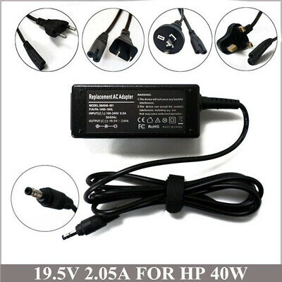 e9ba8e7f6ffa AC ADAPTER CHARGER Power for HP Compaq Mini Netbook 210 210-1018 ...