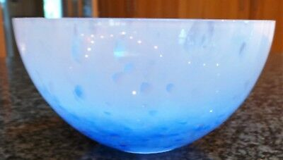 Caithness glass bowl