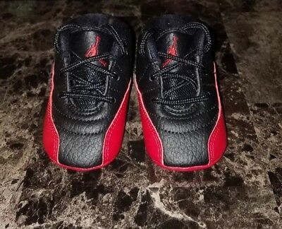 competitive price b6ad3 ec182 NIKE JORDAN 12 Retro Red Black