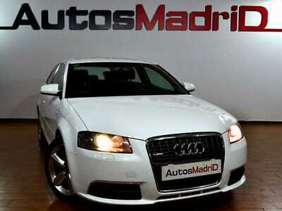 Audi A3 2.0 TDI 170 DPF Attraction