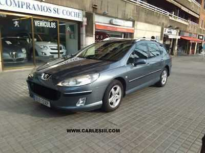 Peugeot 407 SW SW 2.0HDI ST Sport Pack