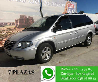 Chrysler Grand voyager LX CRD