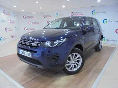 Land-Rover Discovery Sport 2.0L TD4 SE 4X4