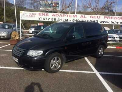 Chrysler Grand voyager 2.8 CRD XL 7 PLAZAS AUTOMATICO