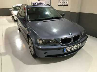 BMW Serie 3 Touring BMW Serie 3 320D TOURING