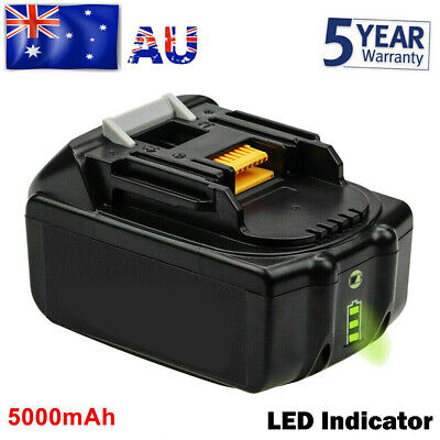 5.0AH 18V Lithium Ion Battery for Makita LXT400 BL1815 BL1830 BL1840 BL1850 Tool
