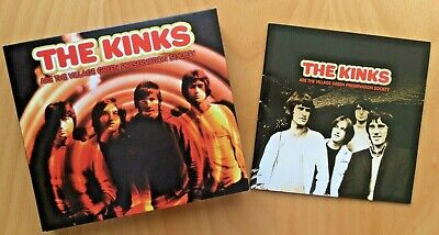 The Kinks - Are The Village Green Preservation Society - 2004  Special Deluxe CD