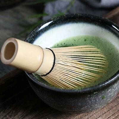 Bamboo Chasen Japanese Powder Whisk Green Tea Preparing Matcha Brush Tool