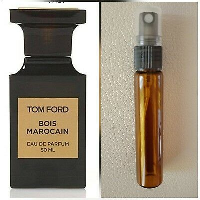 Free Atomiser Blend Bois Tom Sample Ford Edp Private Marocain 5ml YD29WHEI