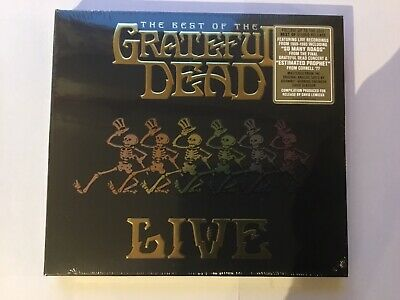 Grateful Dead -The Best Of The Grateful Dead Live -2 Cd Set