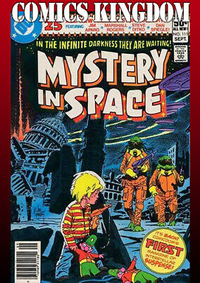 Mystery In Space #111 (Pence Copy) FN/VF