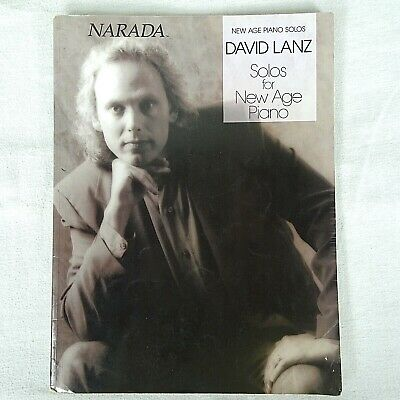 The David Lanz Collection 2000-2011 Sheet Music Piano Solo Book NEW 000307373