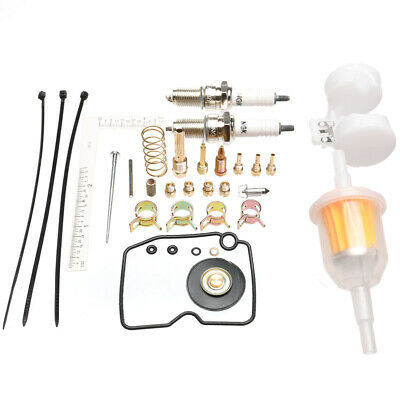 replacement for Mikuni HSR 42 mm Easy Kit Carburetor Carb 1990-2006 Harley Evo