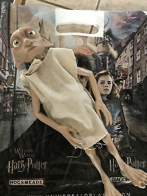 NEW Wizarding World of Harry Potter Dobby Poseable Doll  Authentic