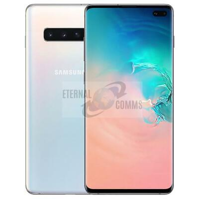 New Samsung Galaxy S10 Plus Dummy Display Phone - Ceramic White (Uk Seller)
