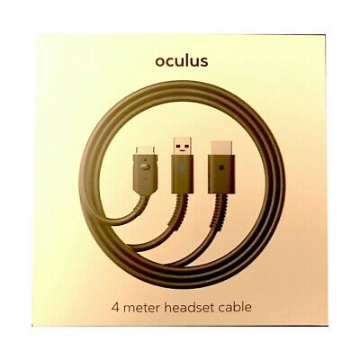 OculusReplacement Cable (4m) forOculusOculus RiftHeadset