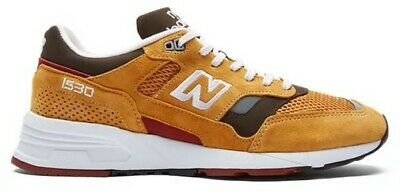New Balance 1530 Uomo Scarpa Ocra Scarpe Da Ginnastica M1530se Sneakers Athletic Shoes Clothing, Shoes & Accessories