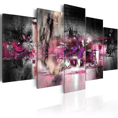 Non-woven Canvas Print Abstract Framed Wall Art Picure Photo Image 020115-2