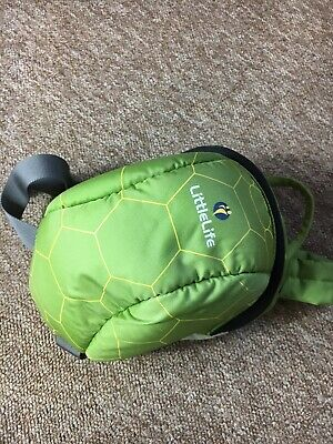 Little Life Turtle Green Toddler Backpack With No Safety Rein