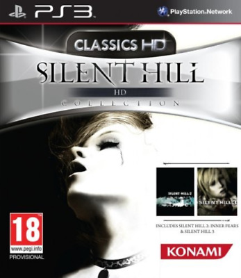 Playstation 3-Silent Hill Hd Collection Ps3 (UK IMPORT) GAME NEW