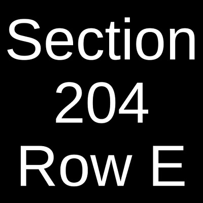 2 Tickets Anderson .Paak 6/4/19 Chicago, IL