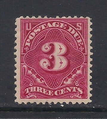 US Scott J40  2c Deep Claret Postage Due,  Mint OG    Cat $110.00     S325