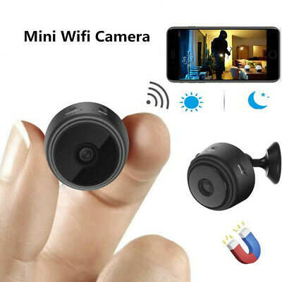 Mini Spy Telecamera Full HD Wireless IP Wifi Nascosta Spia Micro Video DV Camera