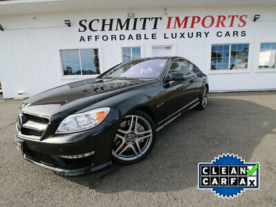2011 Mercedes-Benz CL-Class CL63 CL 63 AMG, 39k miles, 2-owner, loaded, immacu 2011 Mercedes-Benz CL63 AMG super low miles, extra clean!