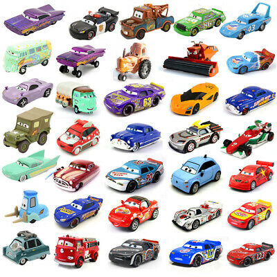 1:55 Disney Pixar Cars Characters Car Kids Children Toys Gifts Diecast Vehículo