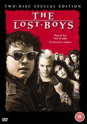 The Lost Boys (UK IMPORT) DVD NEW