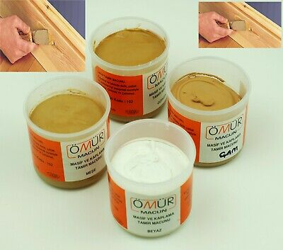 Wood Repair Filler Quick Set Dry Compound Joint Painter Decorators Mate 250 gr