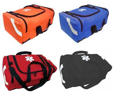 Trauma Bag First Responder EMS Emergency Medical EMT Fire Fighter Medical LARGE
