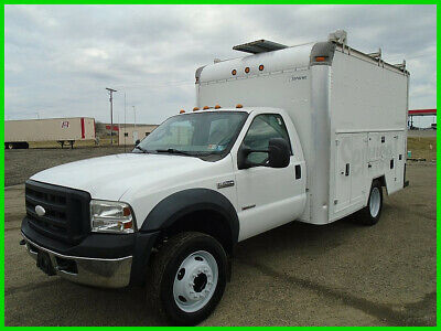 2007 Ford F550 XL Service Truck Used