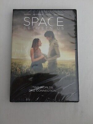 The Space Between Us New Dvd