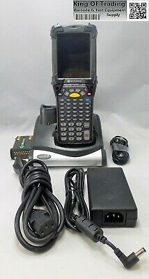 Symbol MC9190-GA0SWEYA6WR Wireless Barcode Scanner CE 6.0 1D BT 53 key