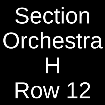 4 Tickets Abba The Concert 8/8/19 Cape Cod Melody Tent Hyannis, MA