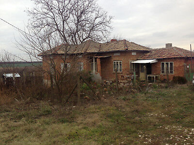 Pay monthly house property real estate near Dobrich and Romanian border Bulgaria