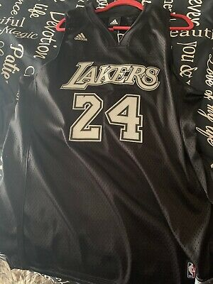 1ce1fb432db Kobe Bryant Los Angeles Lakers Limited Edition Adidas Jersey #24 Men's XL  NBA
