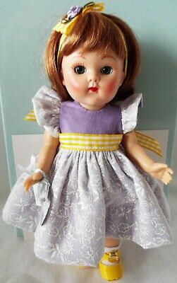 Vogue 2008 LAVENDER CONFECTION Vintage Reproduction Ginny Doll LE 500 - MIB