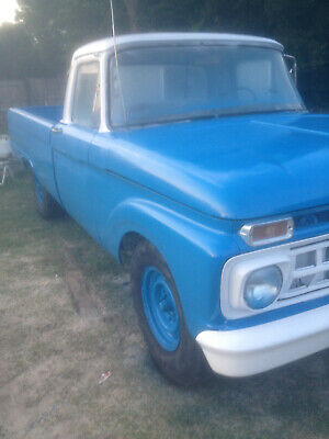 1965 Ford F-250  NO RESERVES